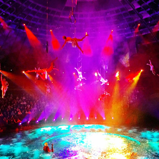 La Reve Vegas Night Life