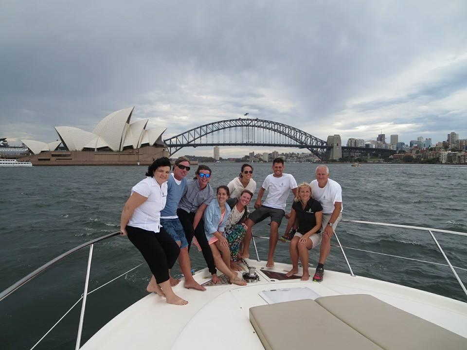 Boat Crew AU