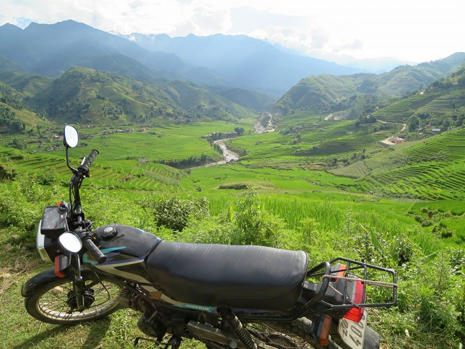 Northern Vietnam Motorcycle Trip